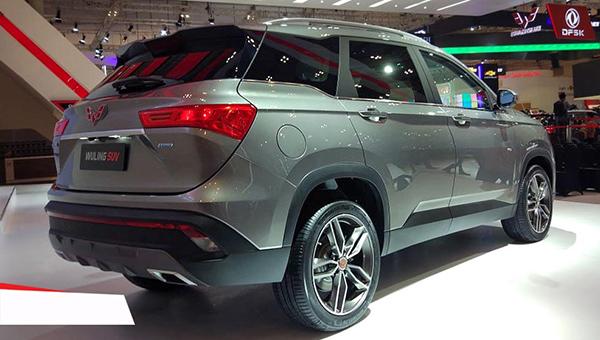 GM представил перелицованный кроссовер Baojun 530 под маркой Wuling