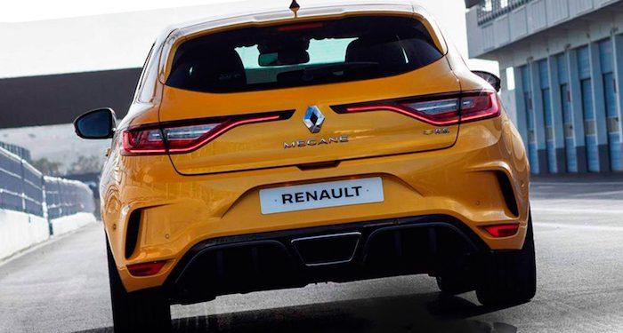 В интернете показали рендеры нового Renault Clio RS