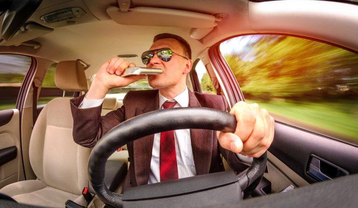Алкоголь и вождение в нетрезвом виде