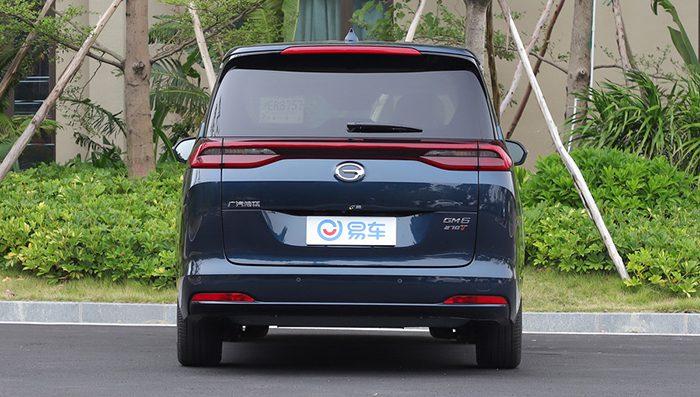 Марка GAC начала продажи нового минивэна Chuanqi GM6