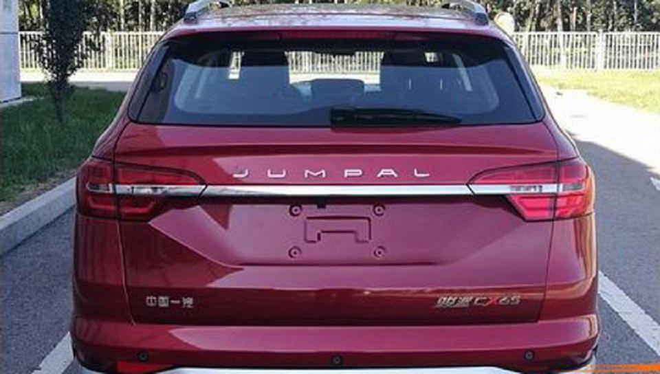 Рассекречен новый кросс-универсал Junpai CX65 от FAW и Volkswagen