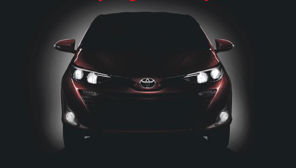Toyota на выставке Auto Expo 2018 покажет бюджетный седан Vios