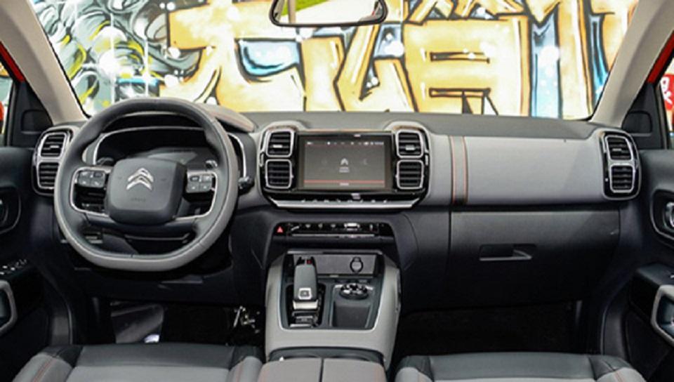 Роскошная версия кроссовера Citroen C5 Aircross стала еще доступнее