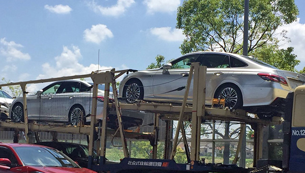 Toyota начала серийное производство нового седана Toyota Crown