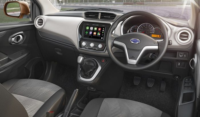 Обновленный хэтчбек Datsun GO вышел на рынок Индии