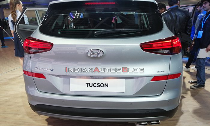 Hyundai представил рестайлинговый Hyundai Tucson