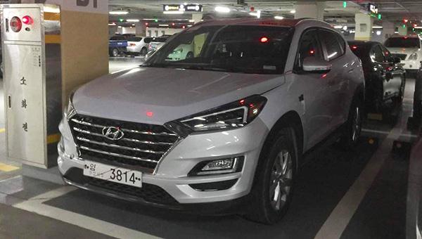 Hyundai назвал сроки появления обновленного Hyundai Tucson в РФ