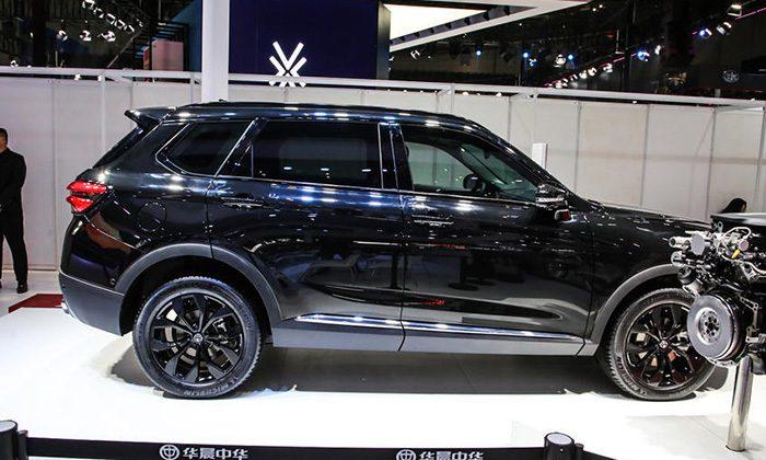 Стартовали продажи спортивного Brilliance V7 с мотором от BMW