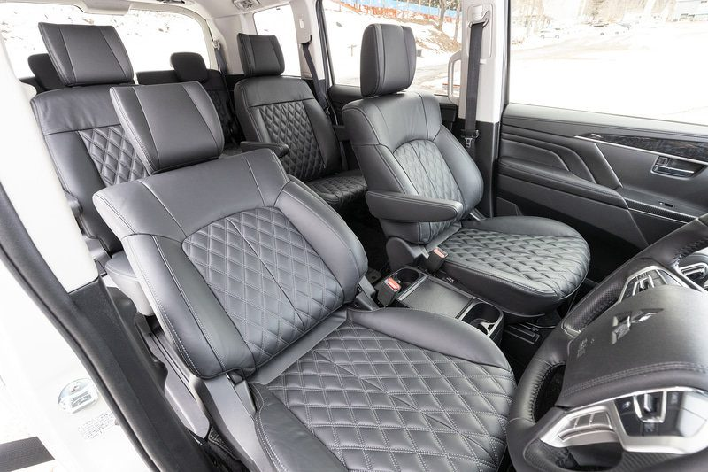 Mitsubishi Delica D:5 получил премиальную версию