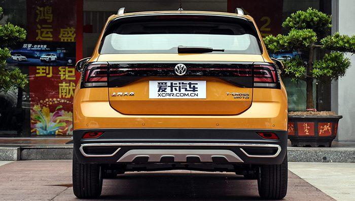 Удлиненный Volkswagen T-Cross пользуется отличным спросом