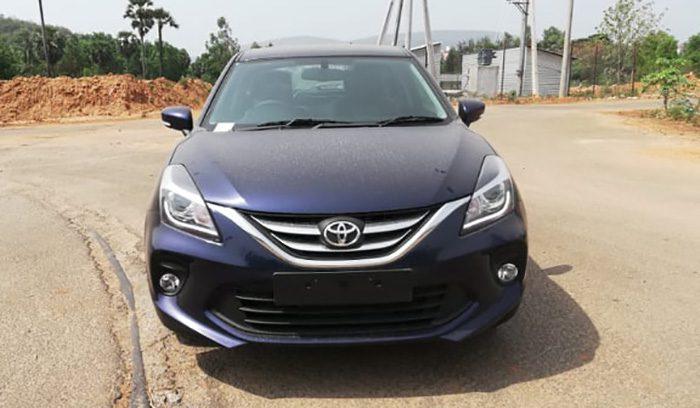 Стартовали продажи недорого хэтчбека Toyota Glanza