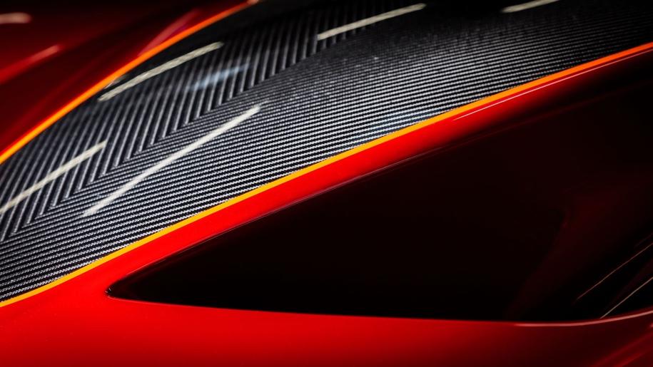 Новый суперкар Zenvo представит в Женеве датская компания