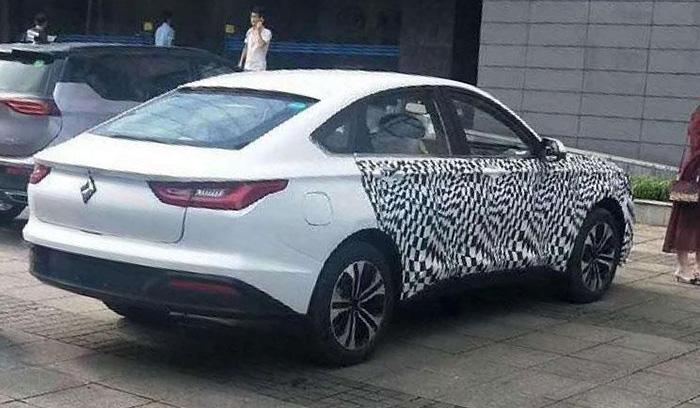 General Motors и SIAC вывели на тесты конкурента BMW X4