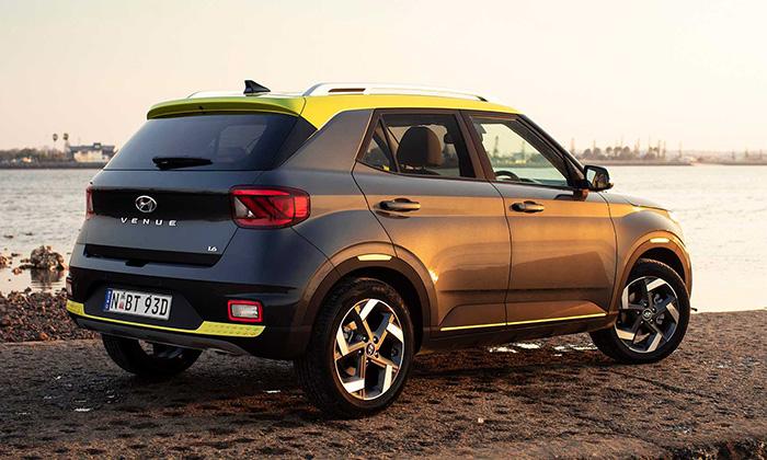 Компактный кроссовер Hyundai Venue появился в продаже в США