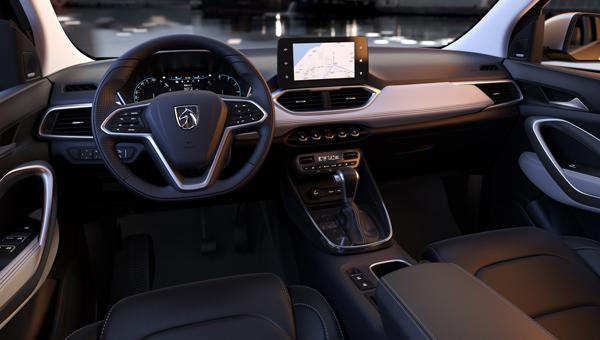 В Сети появились снимки салона «убийцы» кроссовера Hyundai Creta