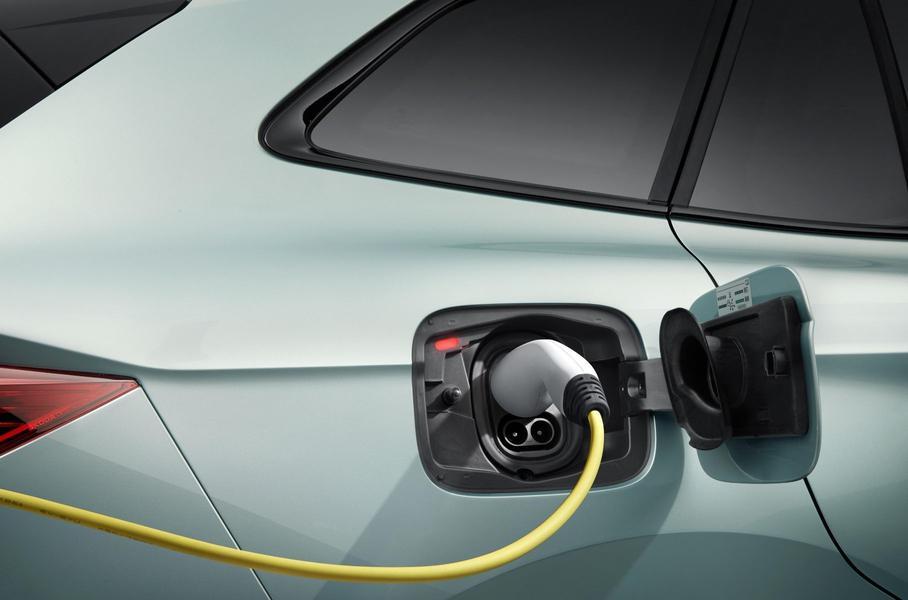Skoda представила новый электрический кроссовер Enyaq iV