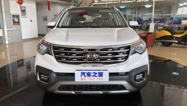 Новый «бюджетный» KIA Sportage приехал к китайским дилерам