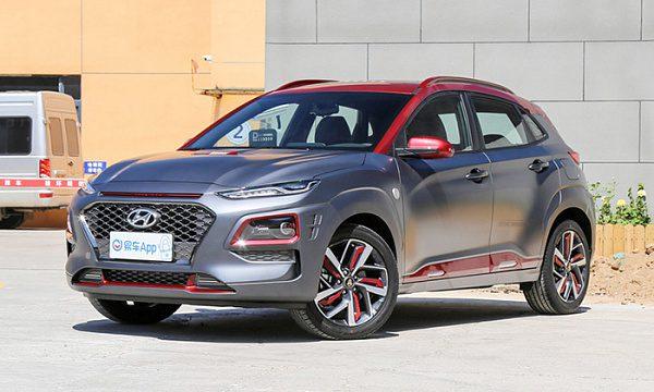 Hyundai модернизировала удешевлённый аналог кроссовера Kona
