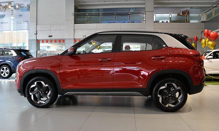 Hyundai Creta нового поколения выходит на рынок