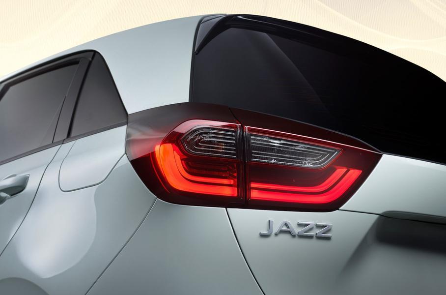 Honda показала на автосалоне в Токио гибридную Honda Jazz