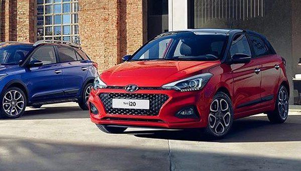 Компания Hyundai обновила кросс-хетчбэк i20 Active