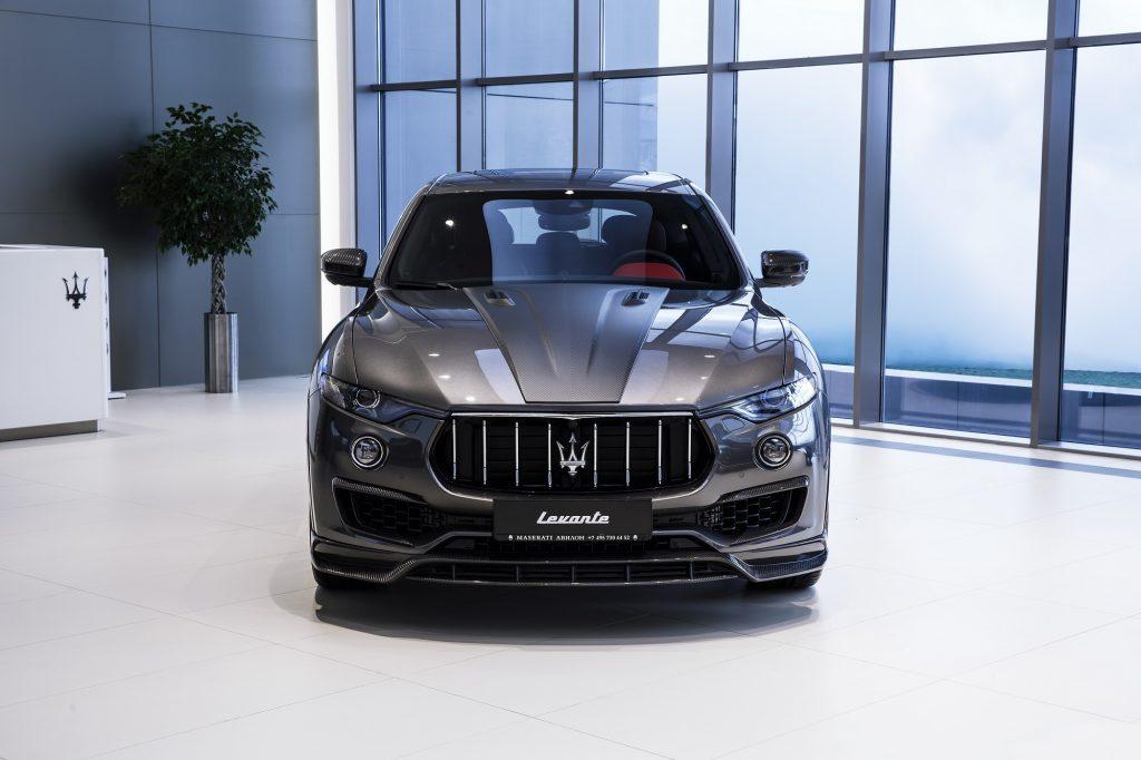 Продажи автомобилей Maserati в России резко упали на 47%