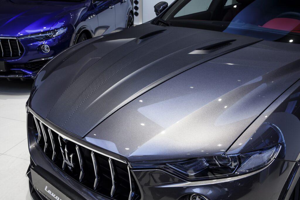 Самый дорогой Maserati Levante за всю историю был продан в Москве