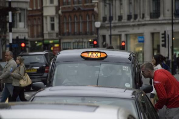 Как я брал машину на прокат в Лондоне