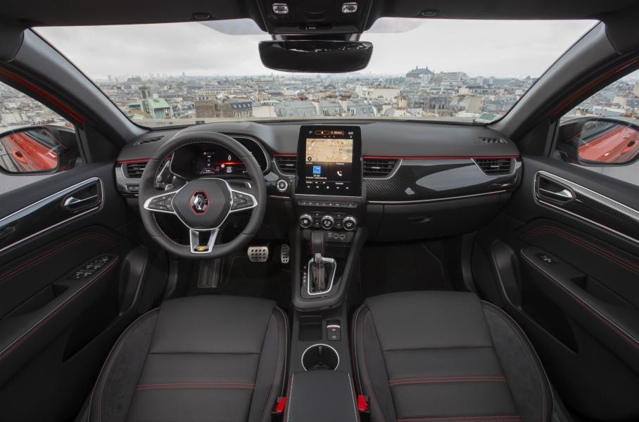 Renault Arkana в Германии стала одной из самых дорогих моделей Renault