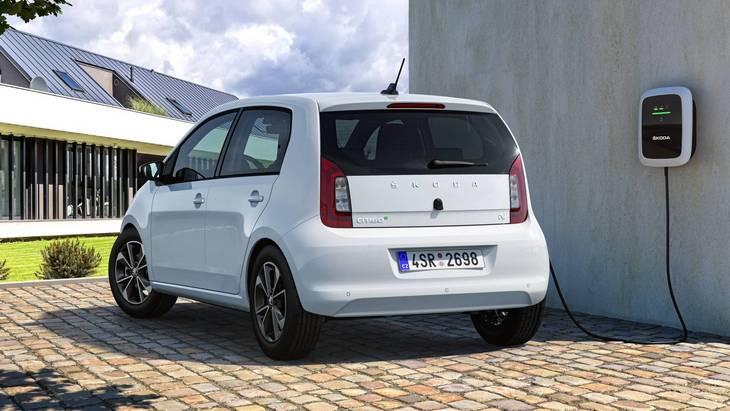Skoda запустила в производство первый электромобиль Citigo iV