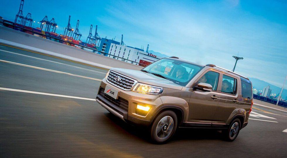 Старт продаж бюджетной копии Land Rover Discovery объявил Changan