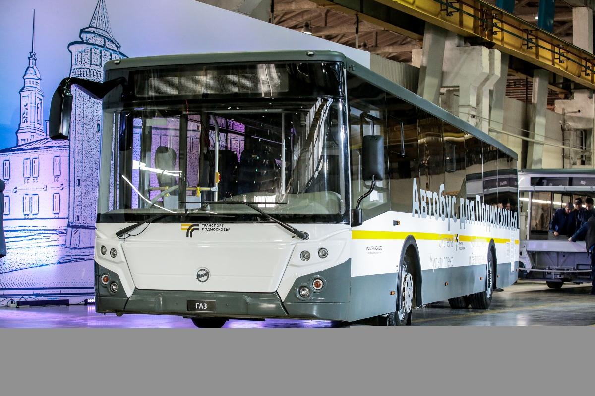 новые автобусы лиаз фото мужем