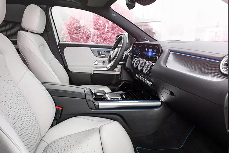 Электрический кроссовер Mercedes-Benz EQA 250 представили официально