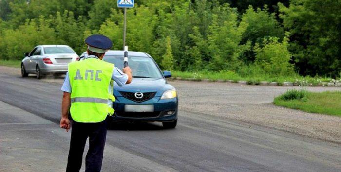Штраф за вождение и управление ТС без прав