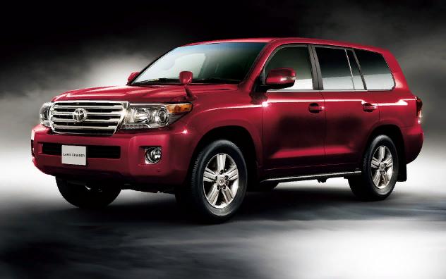 Toyota продала более 10 миллионов Land Cruiser