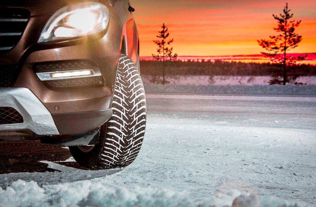 Как подобрать отличные зимние шины