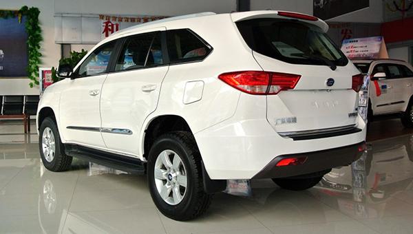 """Foday выпустила """"бюджетную"""" версию для копии Toyota Land Cruiser Prado"""
