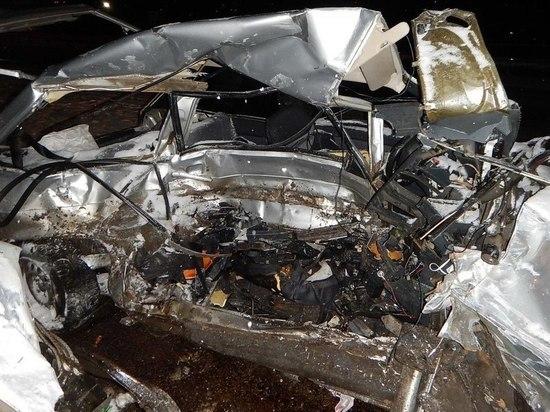 34-летний водитель Лады погиб в ДТП с Газелью под Тамбовом