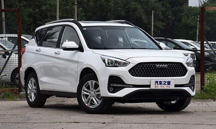 В Китае стартовали продажи дешёвого варианта Haval H6