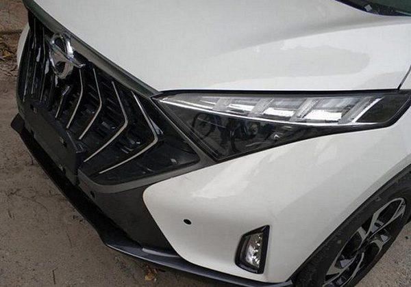 Haima выпустила компактвэн на базе Mazda и с дизайном Maserati
