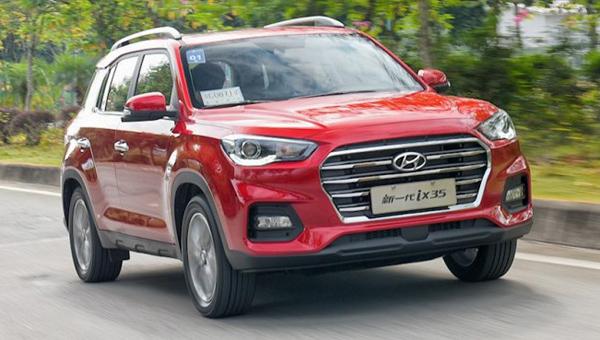 Hyundai ix35 нового поколения пользуется ажиотажным спросом