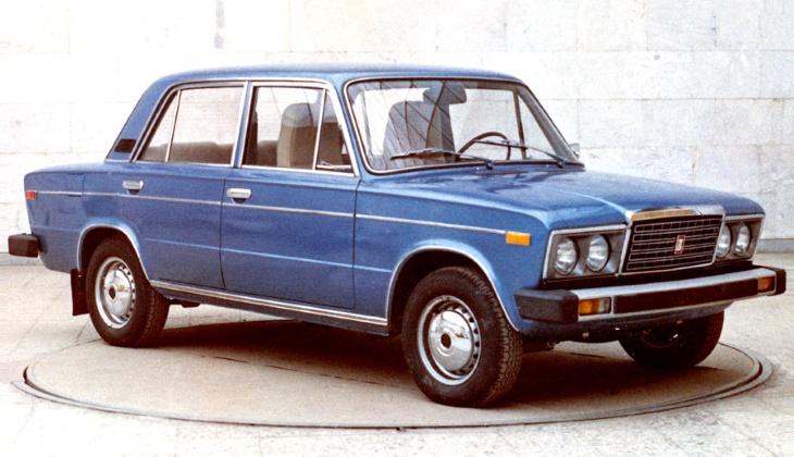В Сети показали уникальный гибрид ВАЗ-2106 и ВАЗ-2107