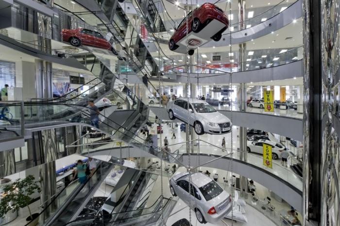Автомобильный торговый центр «Москва» - широчайший выбор автомобилей с пробегом.
