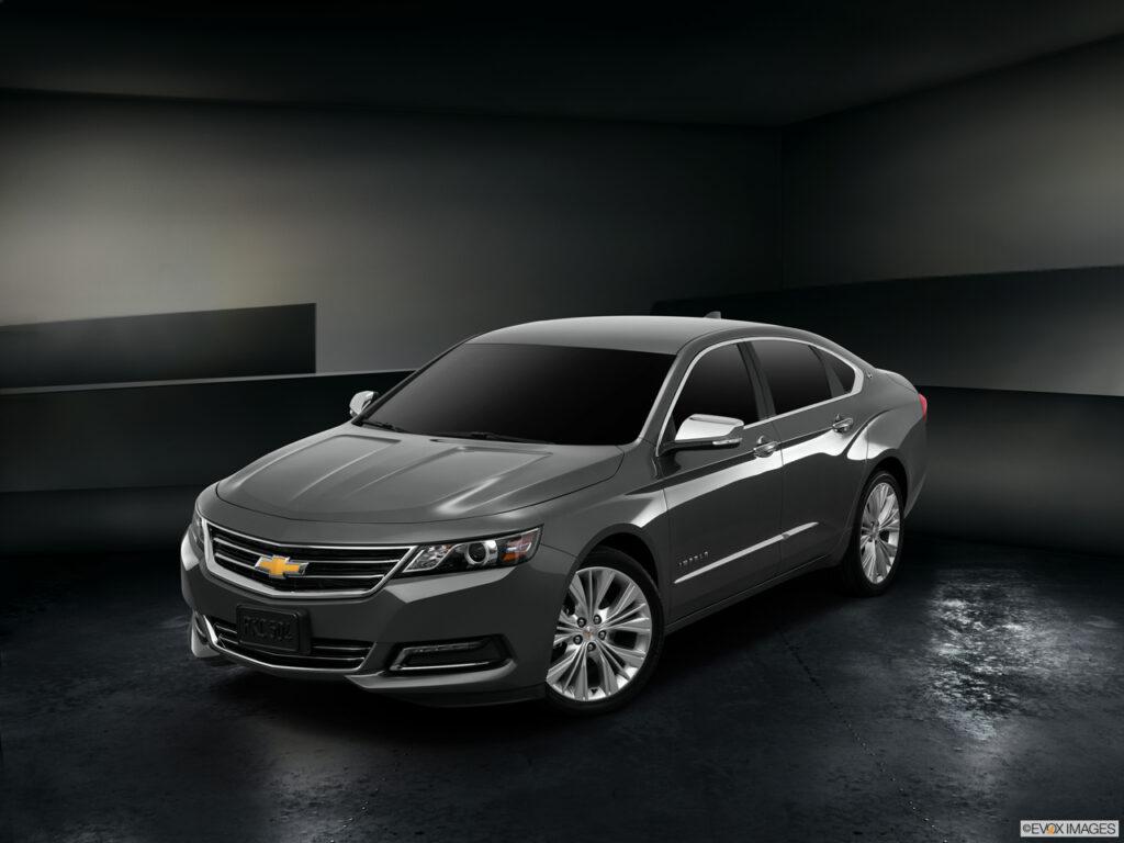 С конвейера сошла последняя модель Chevrolet Impala