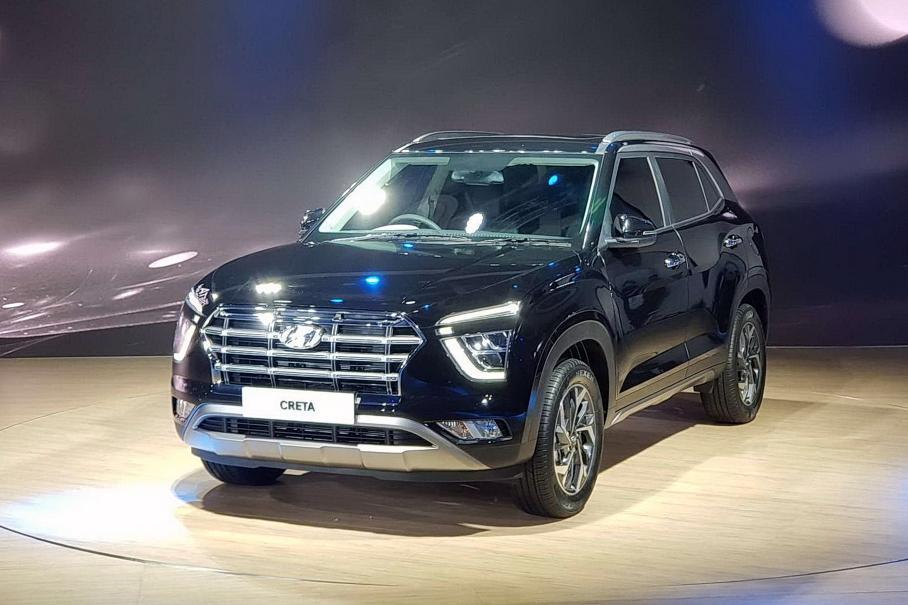 Новая Hyundai Creta приедет в Россию в удешевленной версии