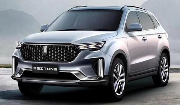 FAW Besturn X40 выйдет в продажу во второй половине 2019 года