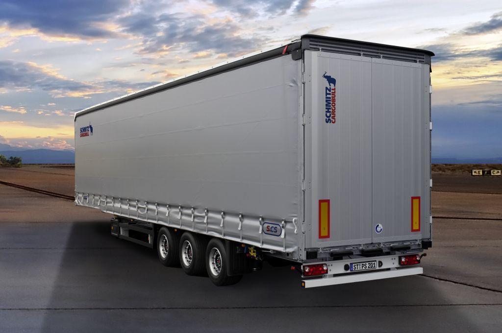 Schmitz Cargobull признан лидером среди производителей полуприцепов