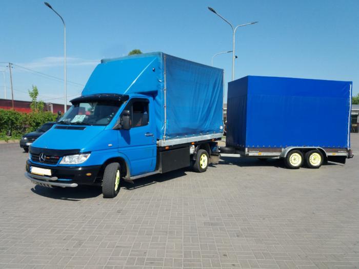 Как выбрать авто для перевозки по Киеву под Ваши нужды