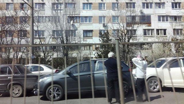 ДТП с пятью легковушками собрало пробки в Симферополе