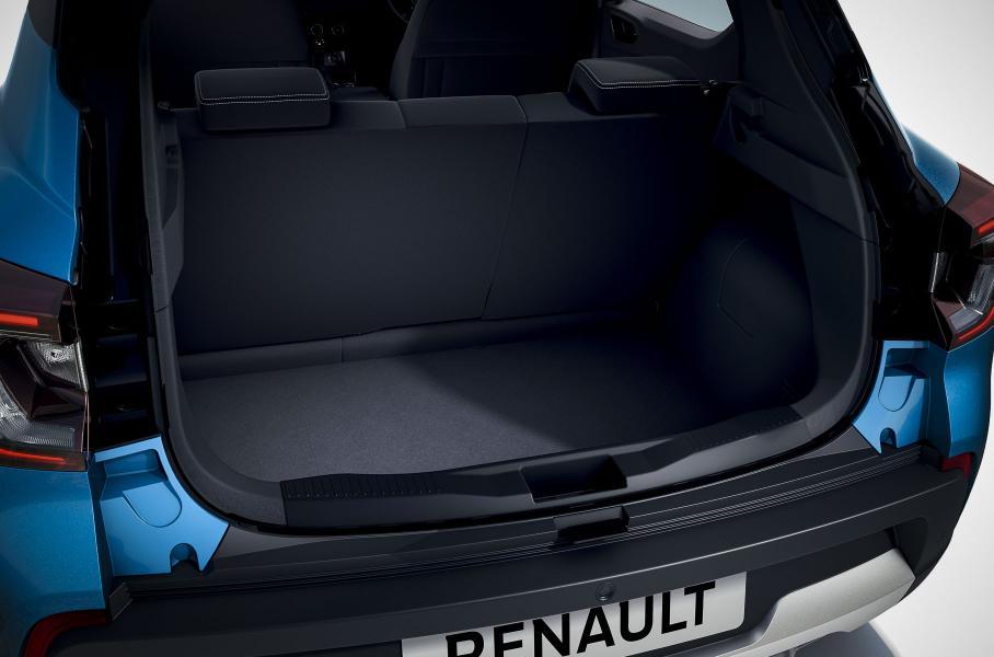 Renault презентовала новый бюджетный кроссовер меньше Duster